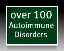autoimmune diseases list